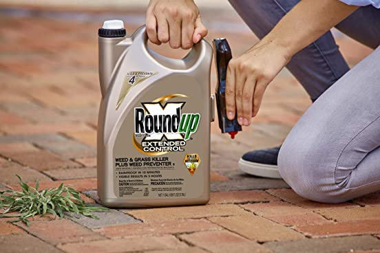 Roundup Weed Killer Design