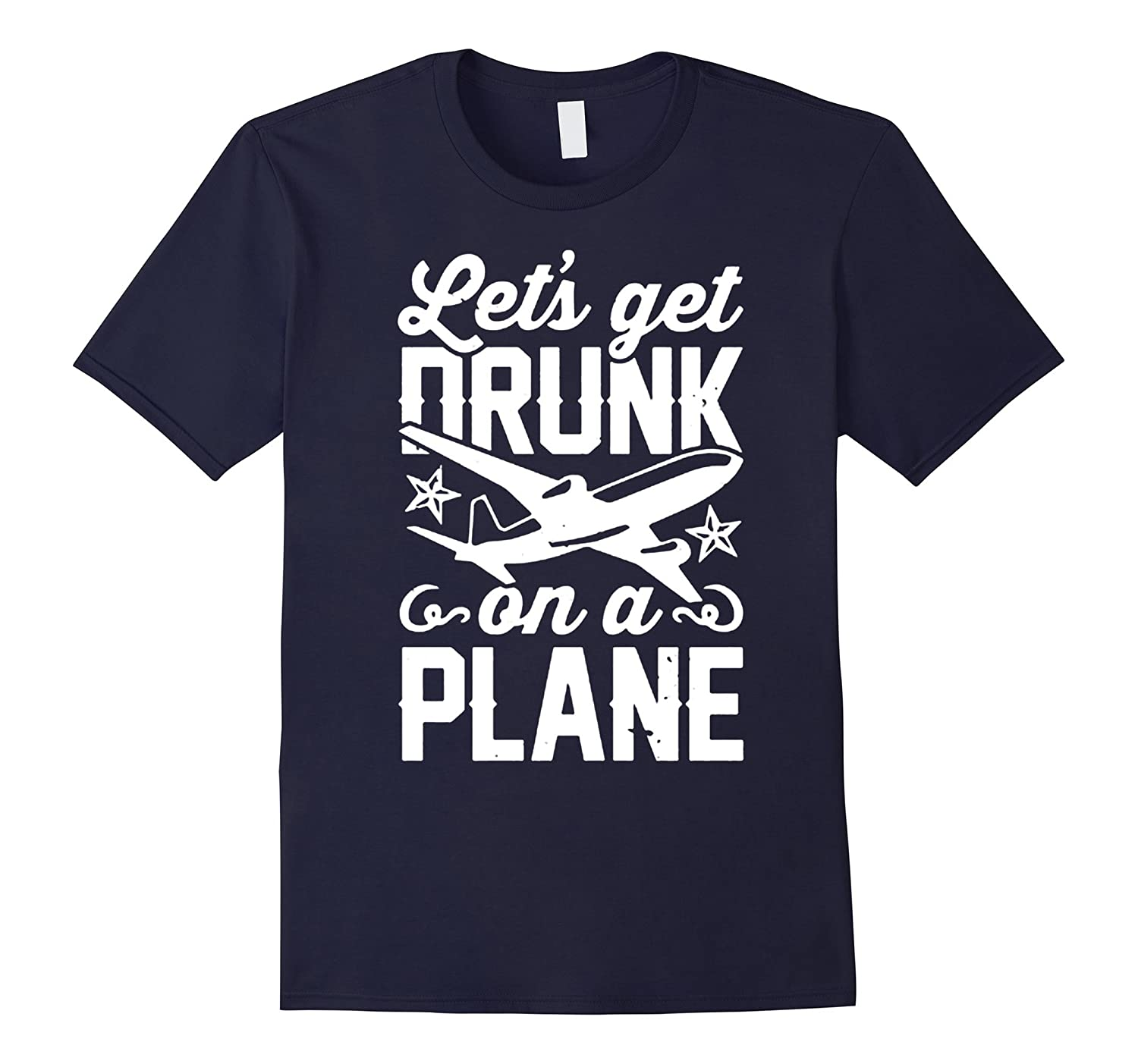 lets get drunk on a plane camping tent cute funny t shirts-Vaci