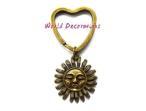 Cadena de clave de sol llavero, Grunge, sol sol Grunge ...