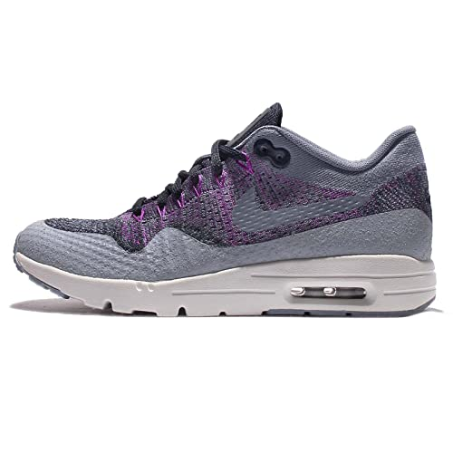 best sneakers bce67 0e0ed Image Unavailable. Image not available for. Color  Nike Women s WMNS Air  Max 1 Ultra Flyknit, Ocean Fog Ocean ...