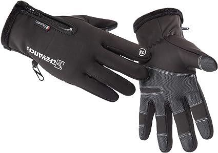 Winter Sports Warm Touchscreen Gloves Cycling Windproof Running Climbing Hiking