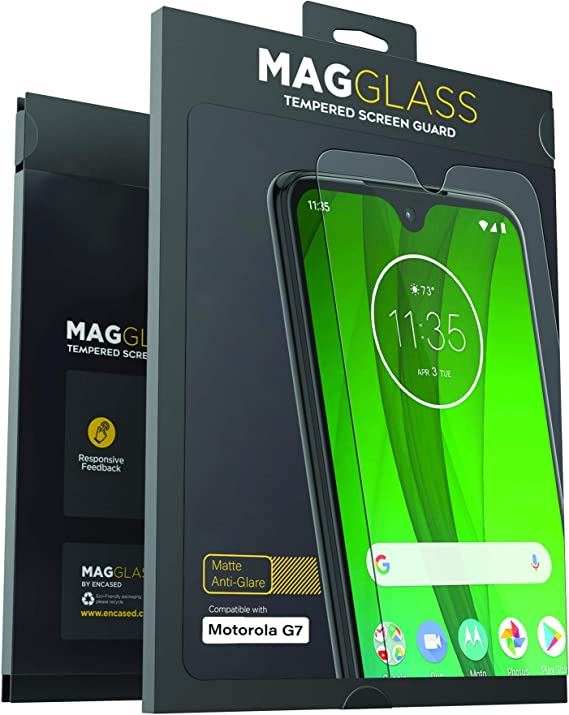 upscreen Reflection Shield Matte Screen Protector for Motorola MC70 Matte and Anti-Glare Multitouch Optimized Strong Scratch Protection
