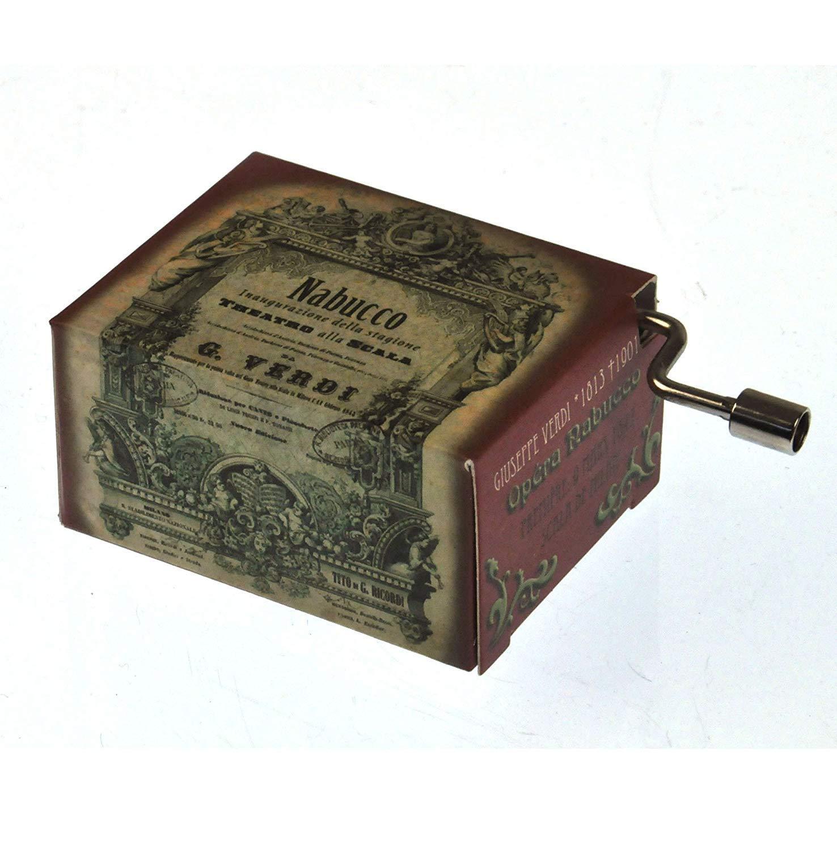 Fridolin 58375/Coro de Prisioneros Caja de m/úsica