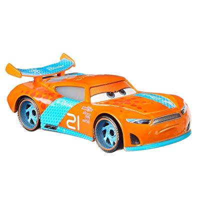 "Disney Pixar Cars Ryan ""inside"" Laney: Toys & Games"