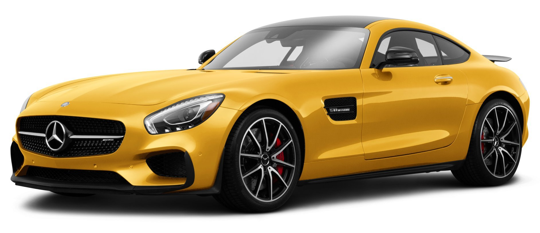 2016 Mercedes Benz AMG GT S, 2 Door Coupe ...