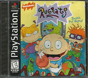 rugrats search for reptar para pc