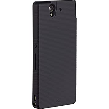 Case-Mate Tough Cases - Carcasa para Sony Xperia Z, negro ...