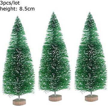 Christmas Decor Xmas Tree Decoration Artificial Plants Small Pine Trees