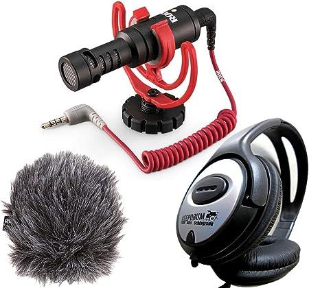 Rode Videomicro Compact On Camera Richtmikrofon Kamera Kamera