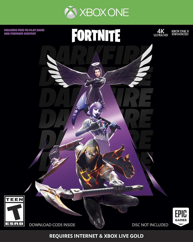Amazoncom Fortnite Darkfire Bundle Nintendo Switch Whv