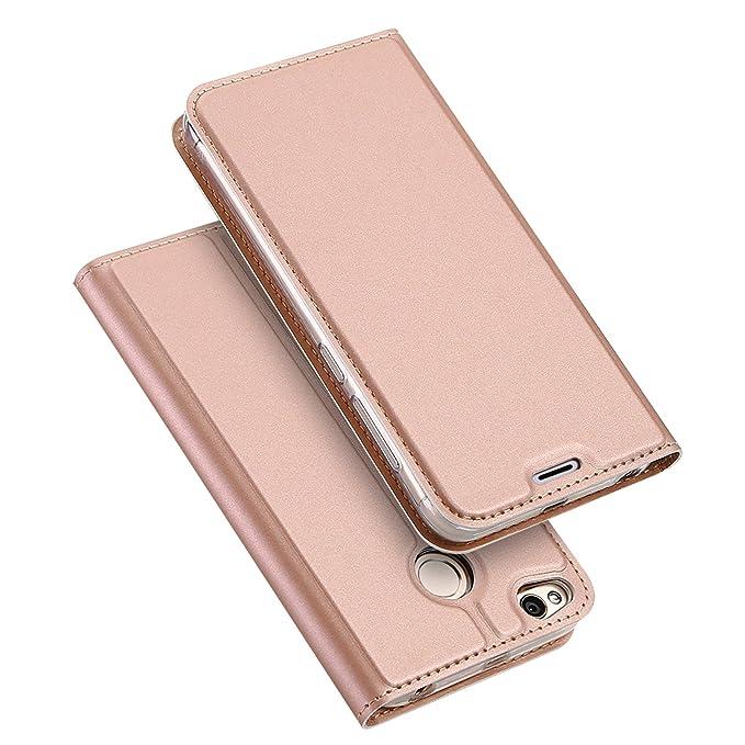9 opinioni per Wallet Cover Per Xiaomi RedMi 4X, Custodia Per Xiaomi RedMi 4X- SMTR Ultra Silm