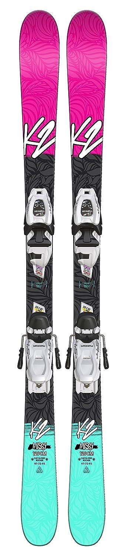 K2 Kinder Kinder Kinder Missy Fdt 4.5 Set Ski Mit Bindung B072JZQGS7 Ski Authentische Garantie 2ba41f