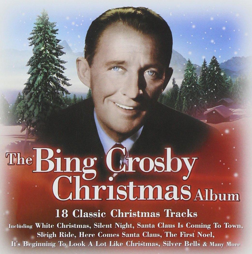 The Bing Crosby Christmas Album: Amazon.co.uk: Music