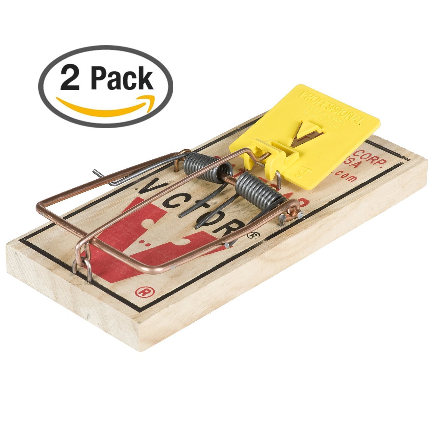 Victor rat Traps M326 (Pack of 2)