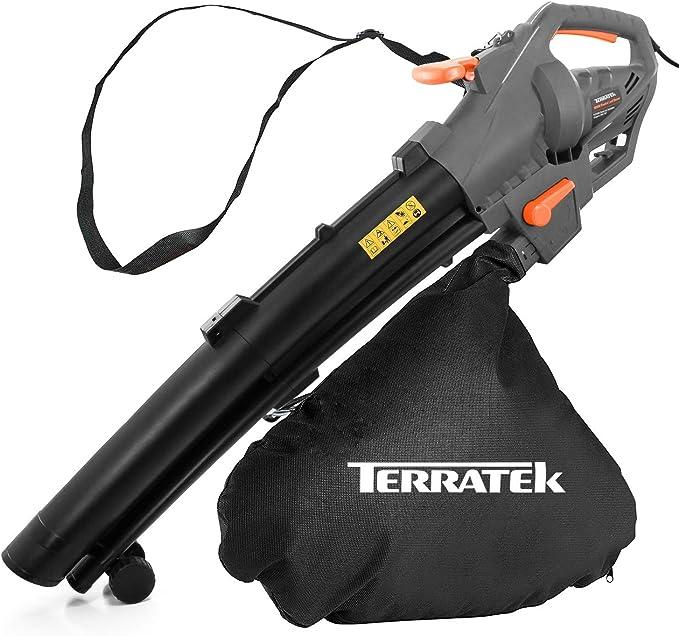 Terratek Leaf blower Garden Vacuum - Efficient Operator