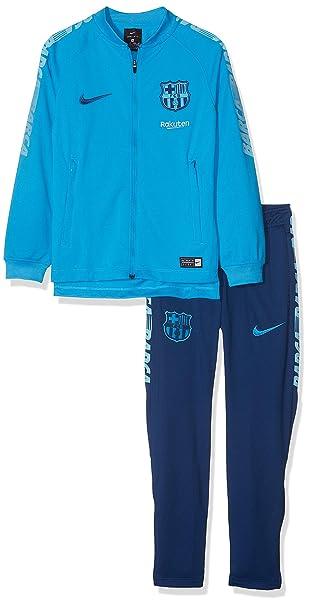 Nike FCB Y Nk Dry Sqd TRK Suit K Tracksuit, Unisex niños