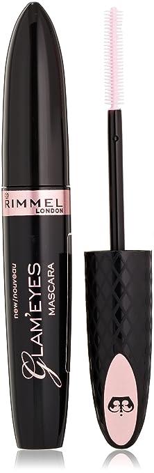 adb4bda68a5 Amazon.com : Rimmel Glam'Eyes Mascara, Extreme Black, 0.27 Fl. Oz ...