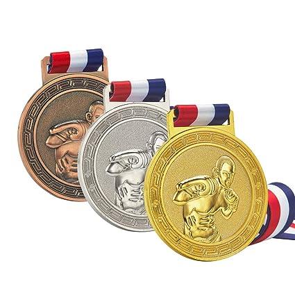 Amazon com : Custom Sport Medal Award, Design Your Own Award