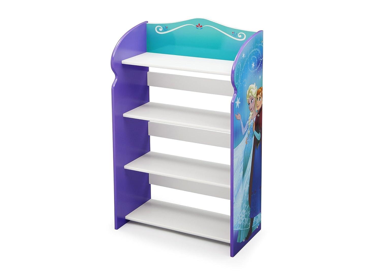 Kids Character 4 Shelf Bookcase, Bookshelf Paw Patrol