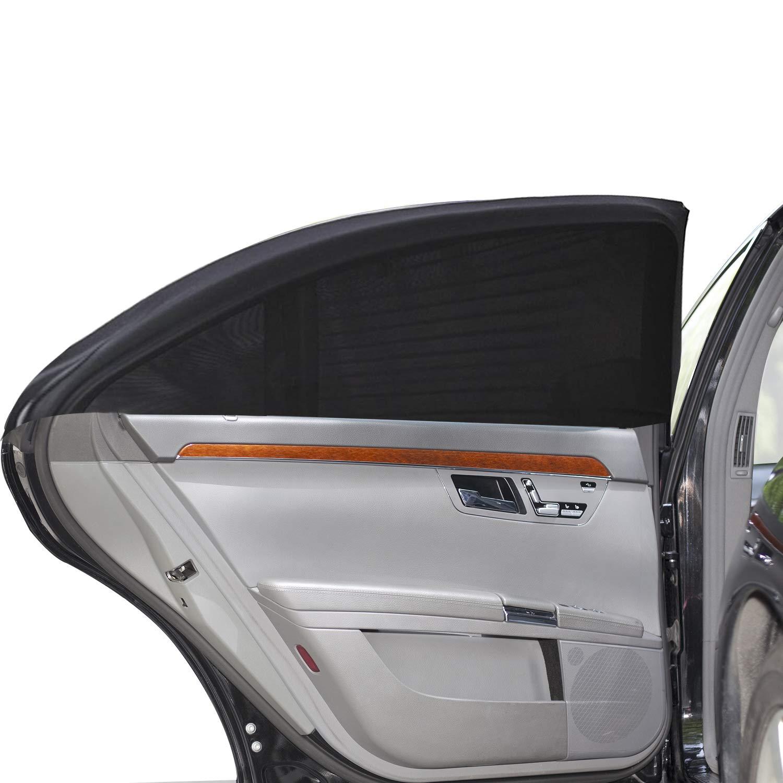 Dr.Auto Tendine Parasole Auto Bambini per Finestrini Laterali Protegge dal Raggi UV e Caldo