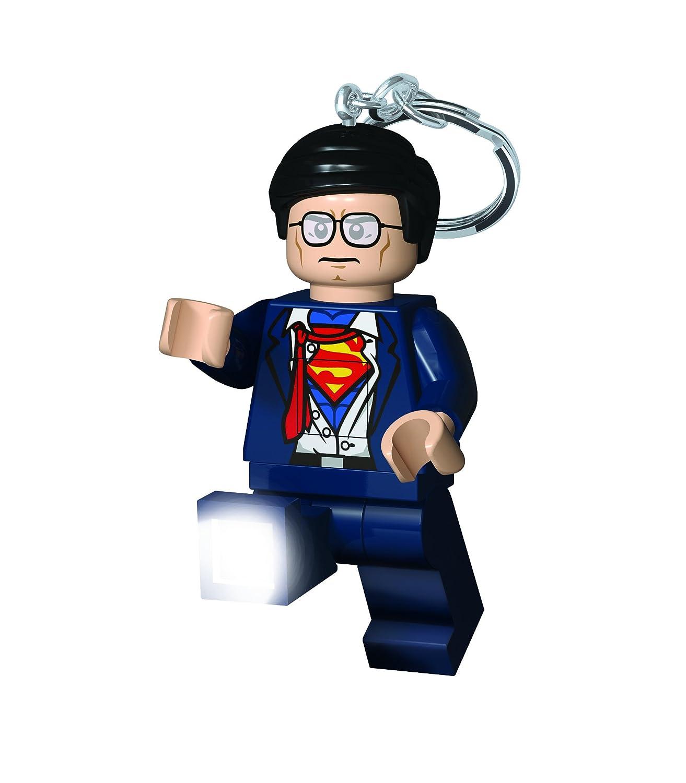 LED Key Chain Light Santoki Clark Kent LEGO DC Super Heroes