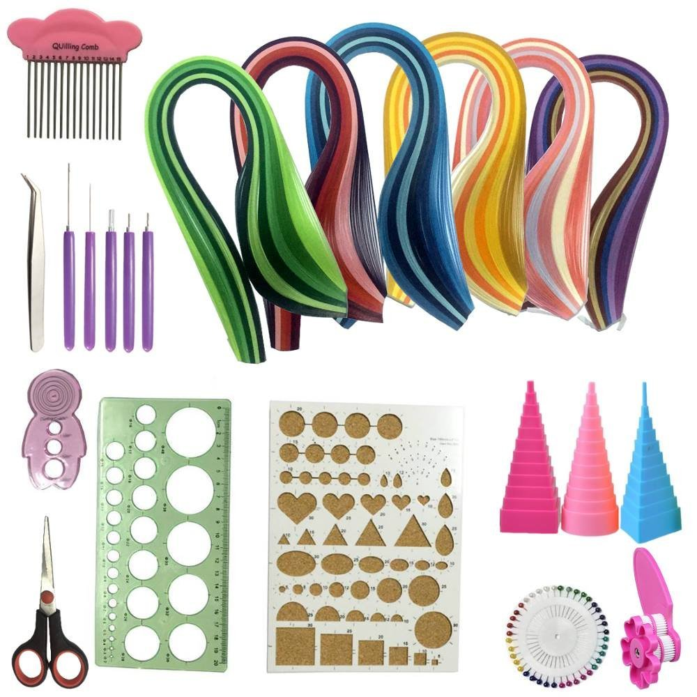 5 in 1 Quilling Tools Netlab