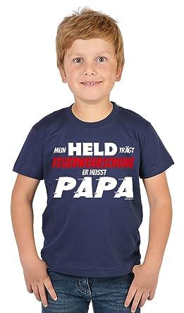 Kinder Tshirt Papa Sprüche Vater Kind Kindershirt Trägt