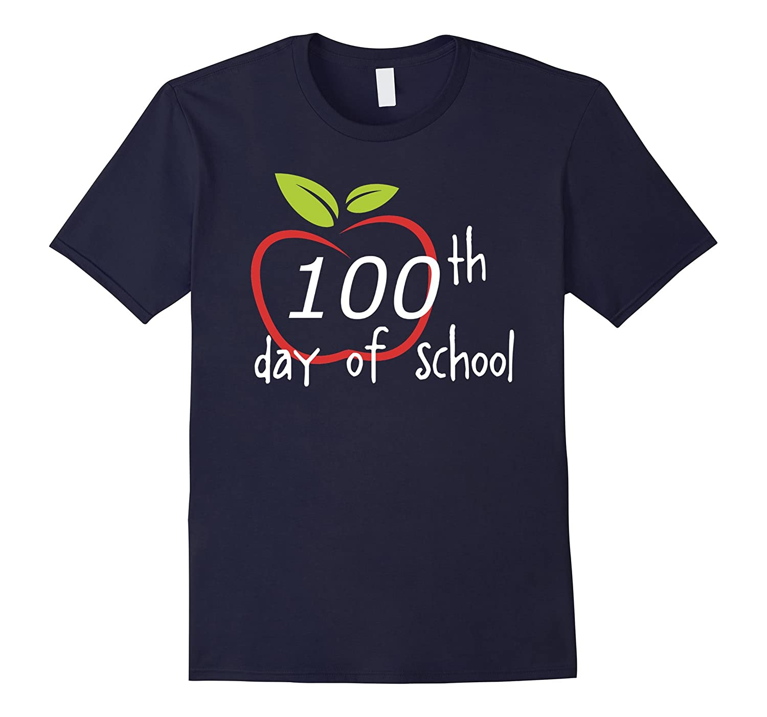 100th Day of School Teacher Student Classroom Tee-Art
