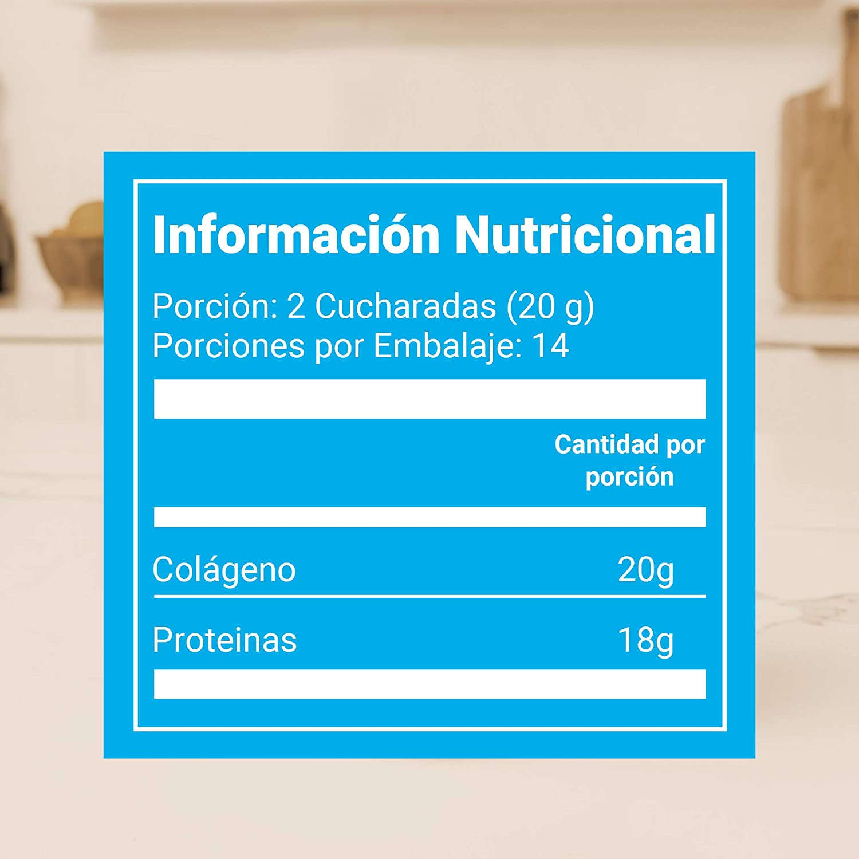 Vital Proteins Colageno en Polvo Collagen Peptides Criados en Pastos (567g) - Colágeno Hidrolizado Sin Sabor Ideal para Dietas Paleo, Cetogénica, ...