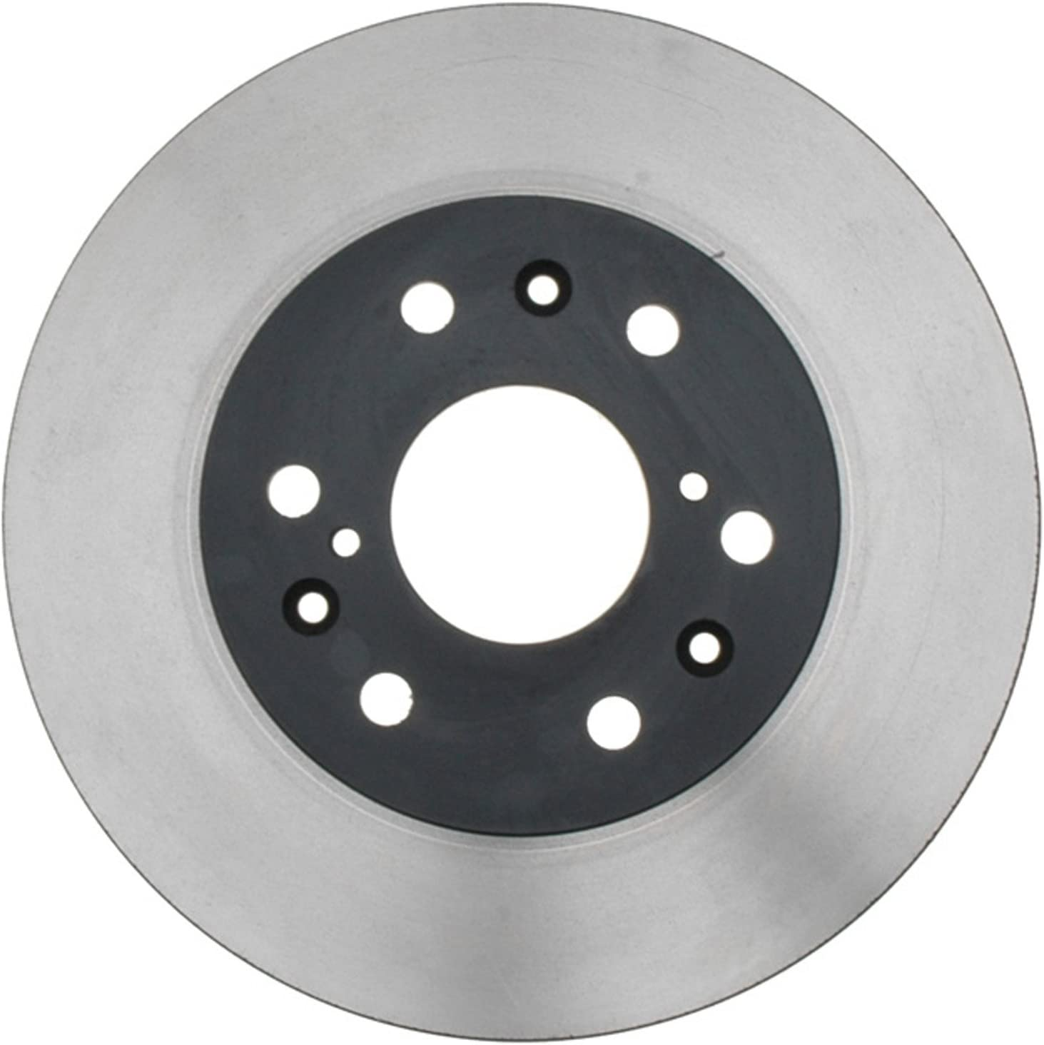 Disc Brake Rotor-Black Hat Front ACDelco Pro Brakes 18A1448