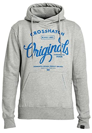CrossHatch Herren Kapuzenpullover Gilgurry Ch Originals