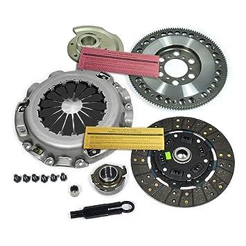 EFT HD Kit de embrague + Prolite volante + contador equilibrio peso Mazda RX-8 RX8 1.3L: Amazon.es: Coche y moto