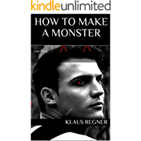 How to make a Monster (German Edition) book cover
