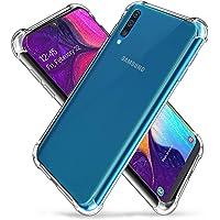 Capa Anti Shock Samsung Galaxy A50 2019 Capinha Transparente Anti Impactos Bordas Reforçadas - ENCAPAR
