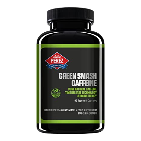 estratto di caffè verde 200 mg di aiuto alla natura
