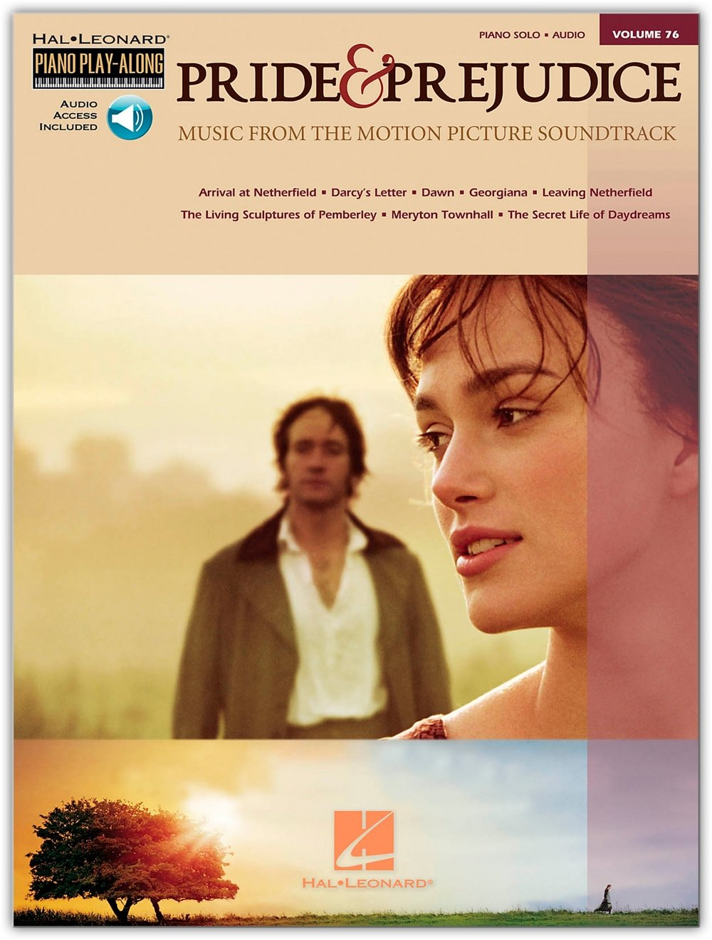 Hal Leonard Pride Prejudice Music From The Movie Soundtrack
