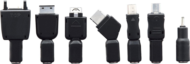 Sycell Syctcmulti 8 Carica batterie: Amazon.it: Elettronica