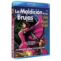 La Maldición de las Brujas BD 1990 The Witches [Blu-ray]