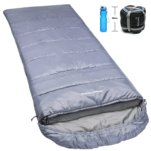 NORSENS Hiking Camping Backpacking Sleeping Bag