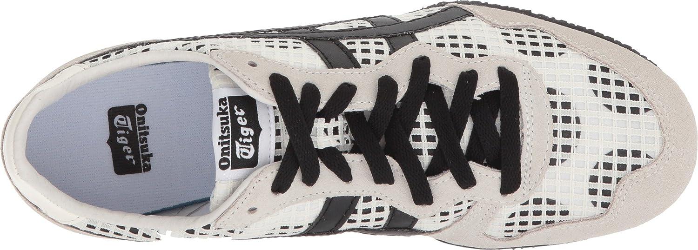 Onitsuka Tiger by ASICS 11.5 Serrano Women's Sneaker B073556FK4 11.5 ASICS B(M) US|Cream/Black 3875d6