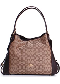 Amazon.com: Coach Madison piel Pequeño Phoebe Shoulder Bag ...