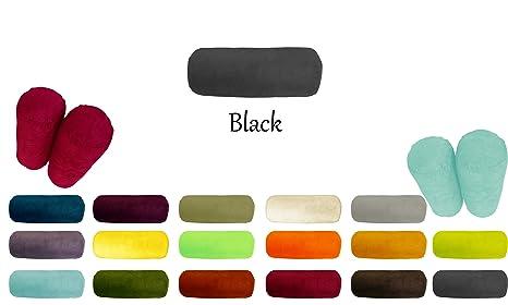 Amazon.com: Cojín decorativo para sofá, cojín redondo para ...