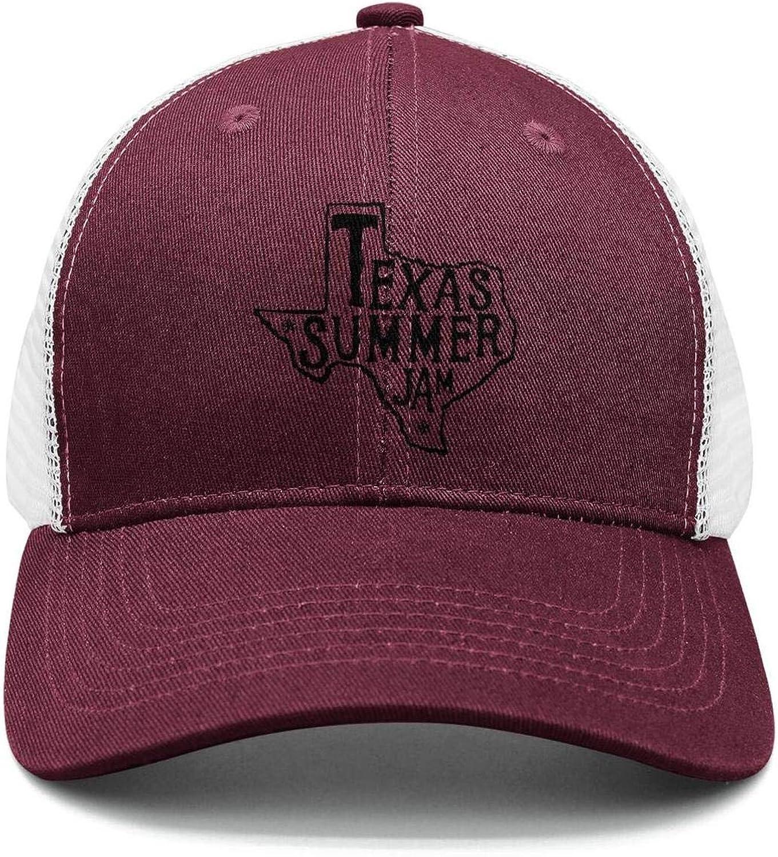 Baseball Cap Hip-hop Summer Jam Black Snapbacks Truker Hats Unisex Adjustable Fashion Cap