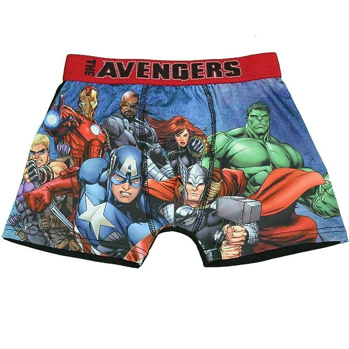 Boxer Marvel Avengers Niños The Avengers