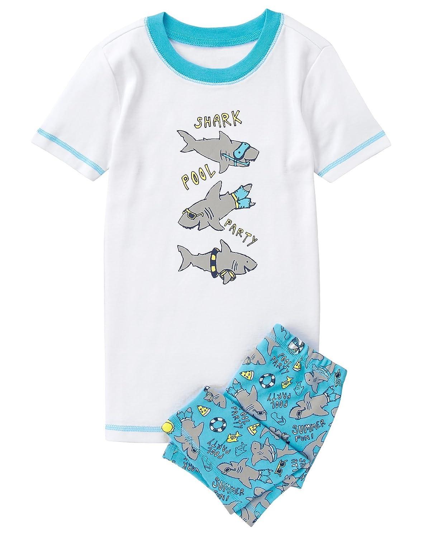 Gymboree Boys 2-Piece Pajama Short Set 140167031