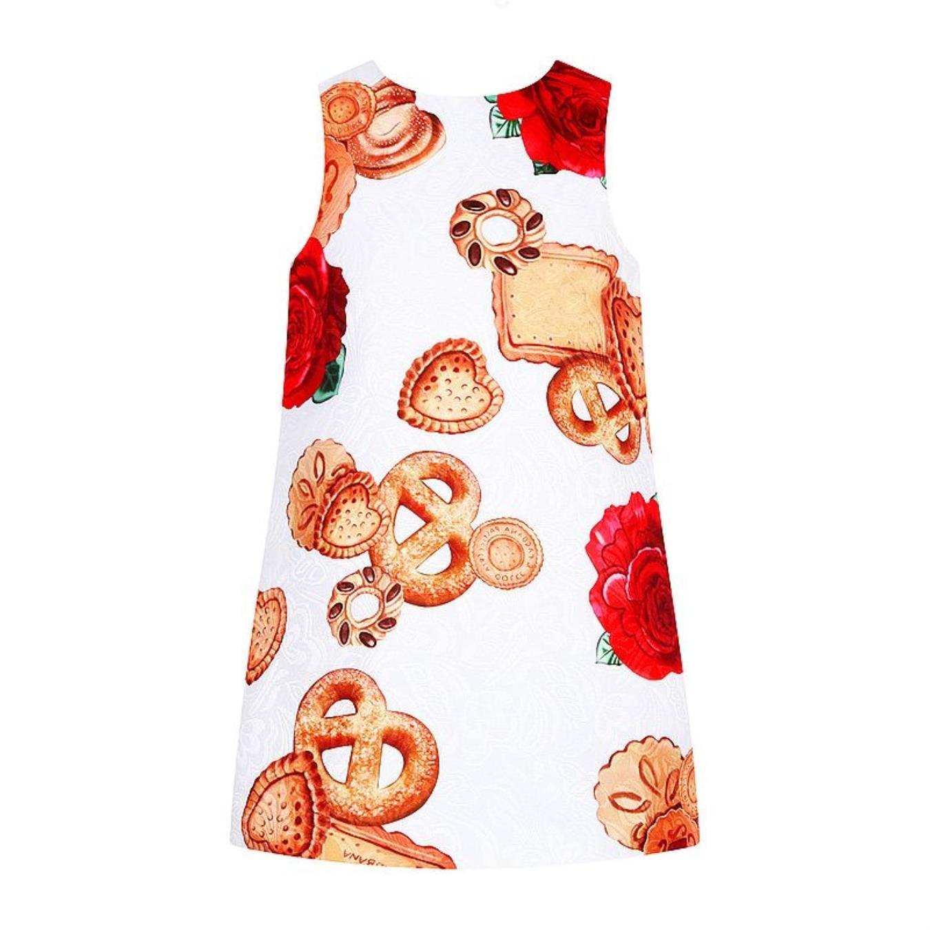 Girls Princess Dress Summer Clothes Children Dresses for Girls Clothing Robe Fille Leopard Animal Kids Party Dress