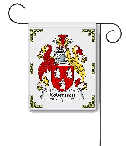 Amazon.com: ROBERTSON Escudo de armas/Familia de Robertson ...