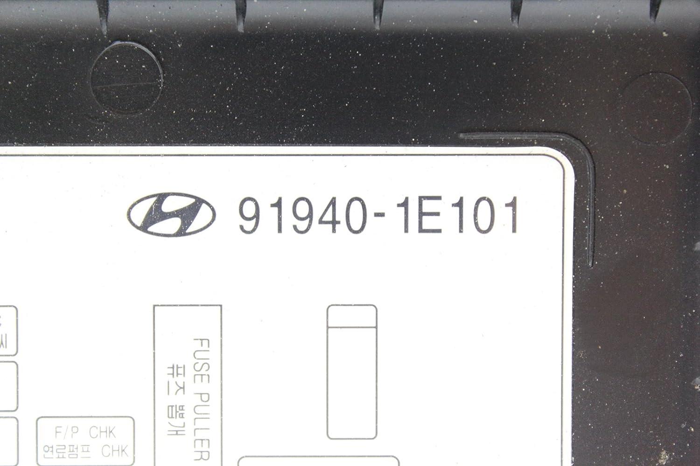 06 11 Hyundai Accent 91219 1e030a Fusebox Fuse Box Relay 2012 Unit Module Everything Else