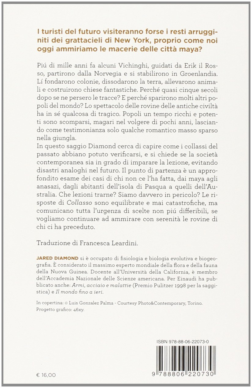 Jared Diamond Collapse Epub