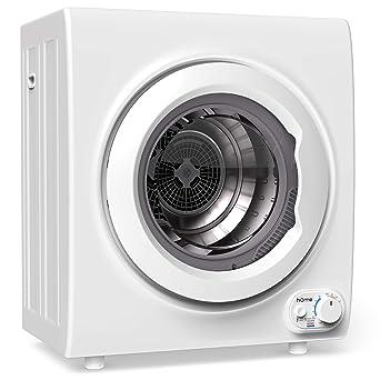 hOmeLabs Secador de ropa compacto de 9 libras de capacidad - 2.6 ...